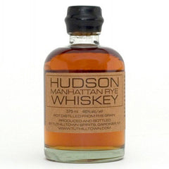Hudson Manhattan Rye Whiskey 375ml Tuthilltown Spirits