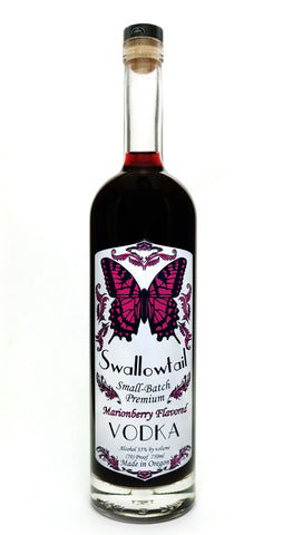 Swallowtail Marionberry Vodka 750ml