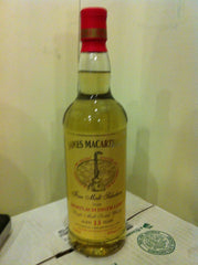 Mortlach 1997 - 13 Year Old James Macarthur Single Malt Scotch Whiskey 750ml