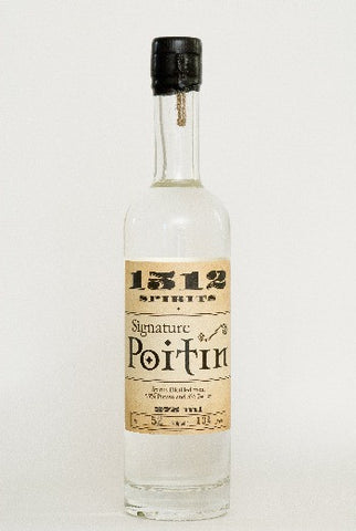 1512 Spirits IRISH POITIN 375ml San Francisco