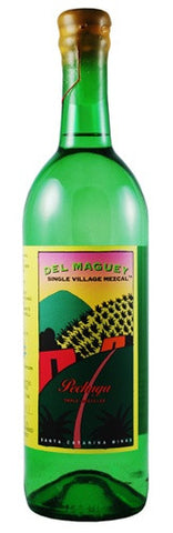Del Maguey Pechuga Single Village Mezcal 750ml