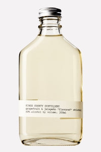 Kings County Distillery Grapefruit-Jalapeno Moonshine 375ml Brooklyn New York
