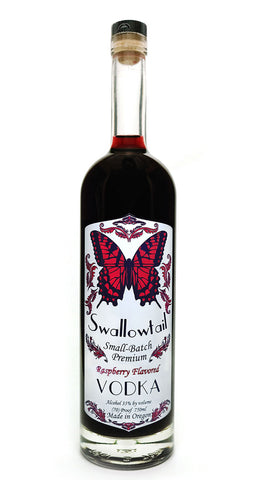 Swallowtail Raspberry Vodka 750ml
