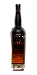 New Riff Single Barrel Kentucky Bourbon Whiskey 750ml Barrel Proof!