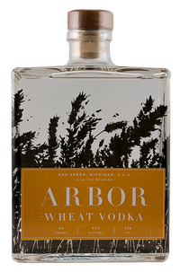 Arbor Wheat Vodka 750ml