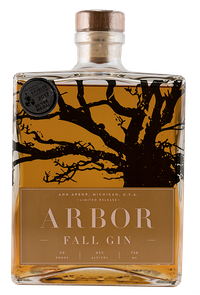 Arbor Fall Gin 750ml