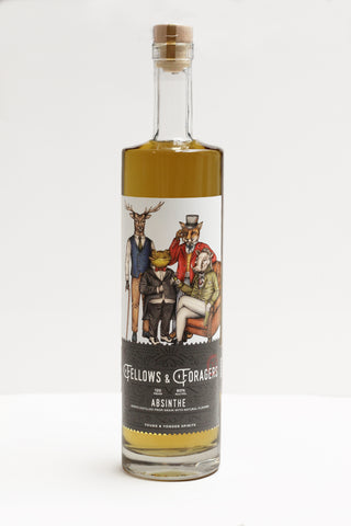 Fellows & Foragers Absinthe 750ml