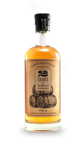 1512 Second Chance Wheat Whiskey 750ml