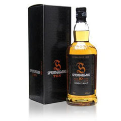 Springbank Campbeltown 10 Year Old Single Malt Scotch Whisky 750ml