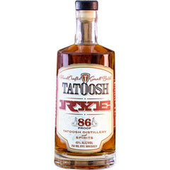 Tatoosh Rye Whiskey 750ml