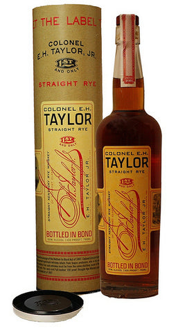 E.H.Taylor Rye Whiskey 750ml