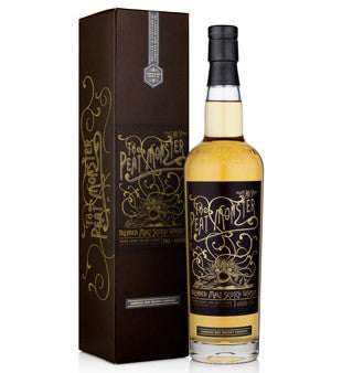 Compass Box THE PEAT MONSTER Single Malt Scotch 750ml