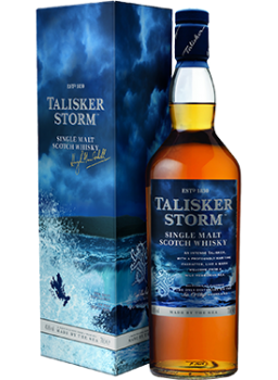 Talisker Storm Single Malt Scotch Whiskey 750ml