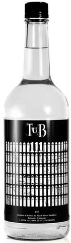 Tub 111 Gin 1L Colorado Navy Strength