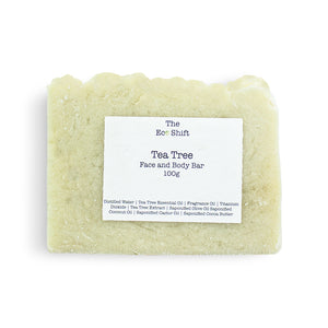 Tea Tree | Face & Body Bar