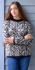 Animal Print - Sweater