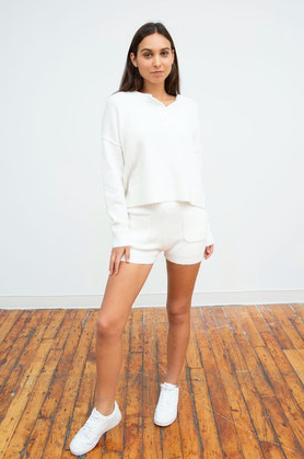 CENTRAL PARK WEST Acacia Sweater