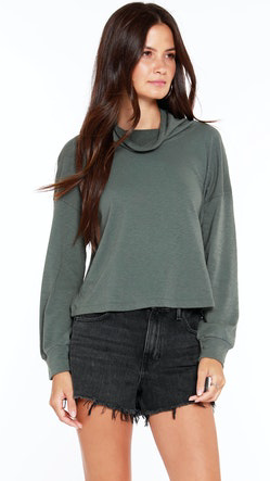 BOBI Turtleneck L/S Top