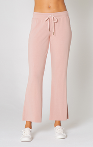 MAVEN WEST Drawstring Culotte Pants