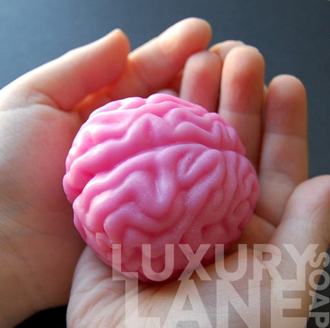 Glow-in-the-Dark Brain Wash Soap *NO JAR*