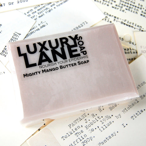 French Vanilla • Mighty Mango Butter Soap