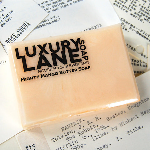 White Peach • Mighty Mango Butter Soap