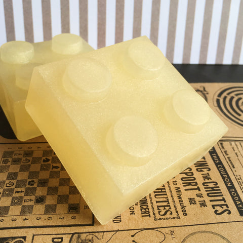 Giant Building Block Soap
