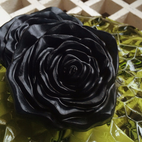 Organic Hemp Rose w/ Spearmint & Activated Charcoal