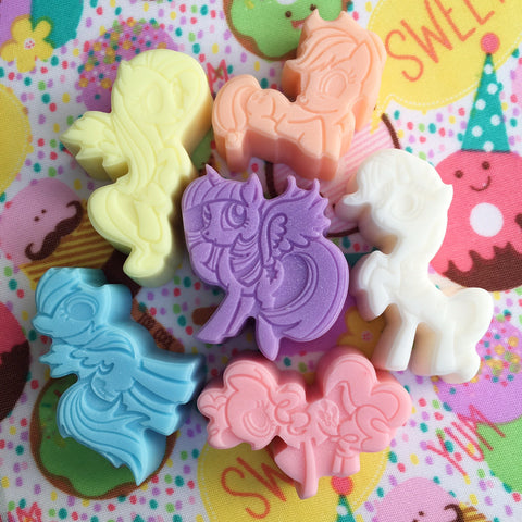 Best Friends Pony Soap Set