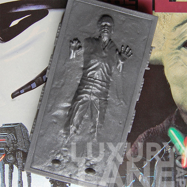 The Original Soap in Carbonite