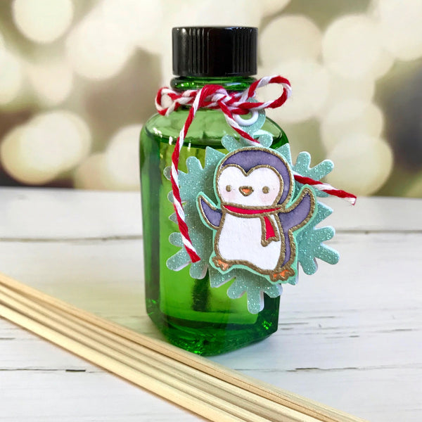 Aromatic Oil Diffuser Set • Holiday Cheer