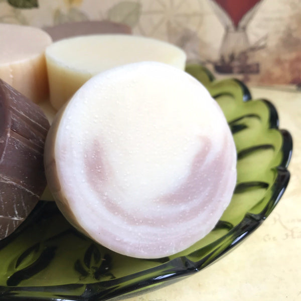 Fragrance Free • Organic Artisan Bud Bar Soap