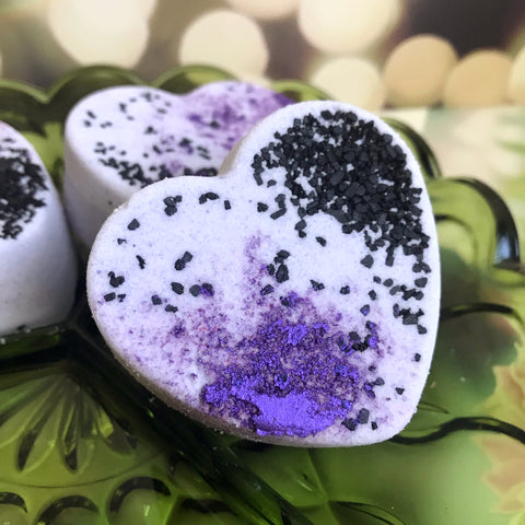 Black Lavender • Hemp Butter Bath Bomb
