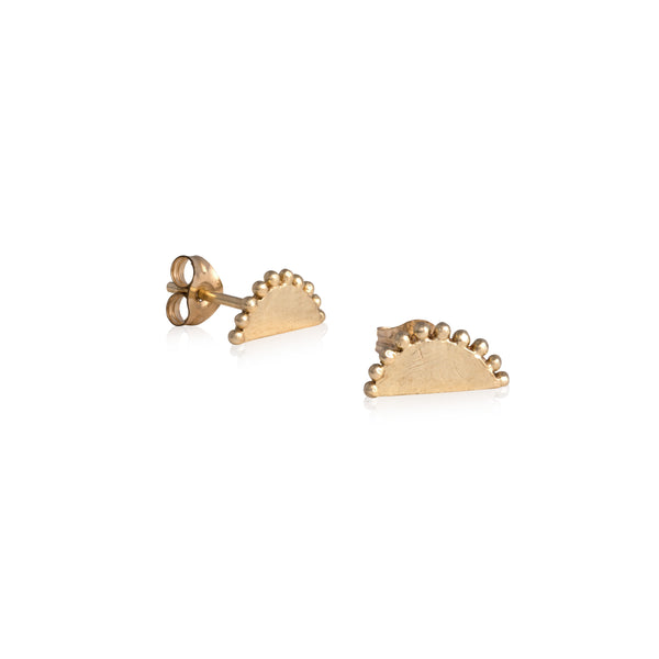 Sunrise Stud Earring