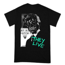 Load image into Gallery viewer, They Live Print Tee