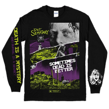 Load image into Gallery viewer, Pet Sematary Print Long Sleeve