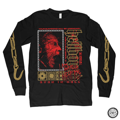 Hellbound Gold Long Sleeve