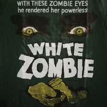 Load image into Gallery viewer, White Zombie Poster Tee