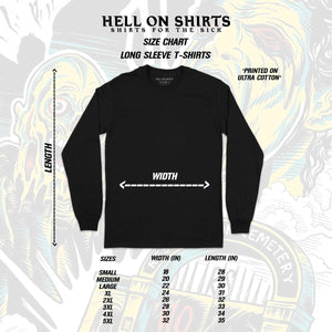 Con Air Long Sleeve
