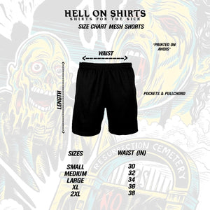 Dr Hill Shorts