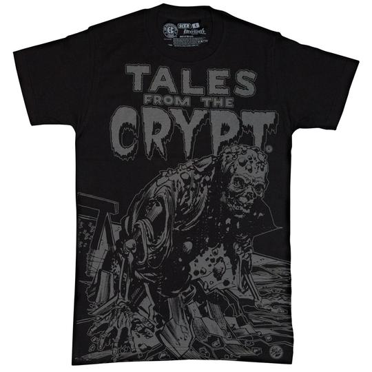 Tales from the Crypt Zombie Tee
