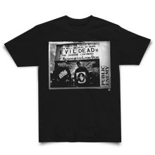 Load image into Gallery viewer, Public Enemy x Evil Dead2 Tee size Small