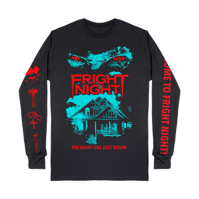 Fright Night Printed Long Sleeve