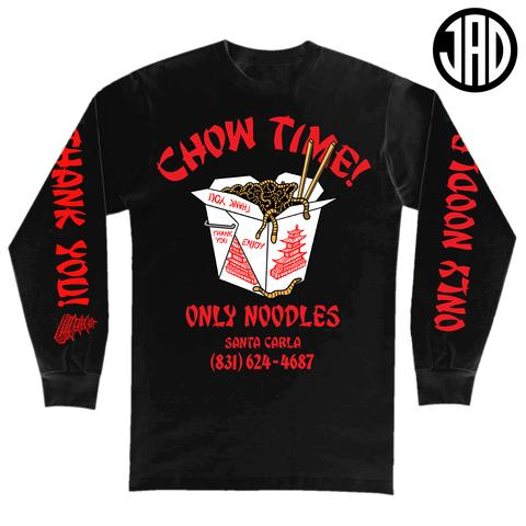 Chow Time Long Sleeve