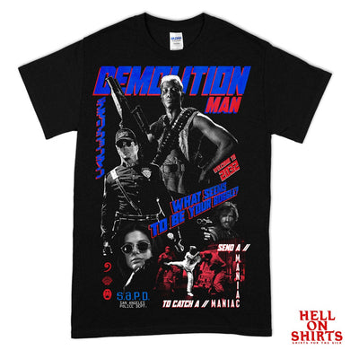 Demolition Man Tee