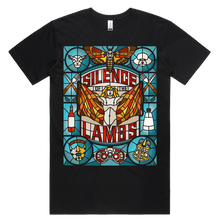 Load image into Gallery viewer, Buffalo Bill Stained Glass Tee Small Only
