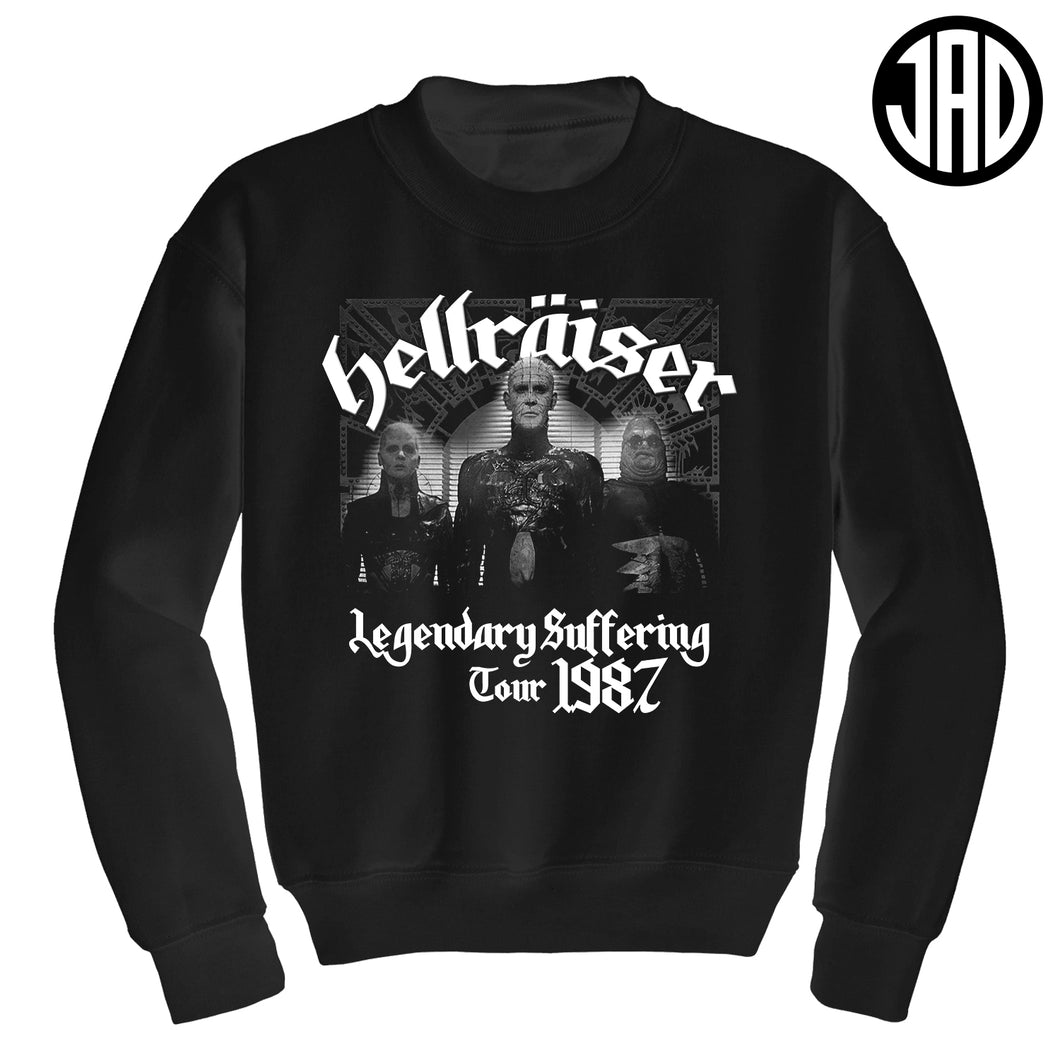 Legendary Suffering Tour 1987 Crew Neck