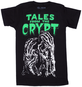 Tales From The Crypt Glow Hands Size Small