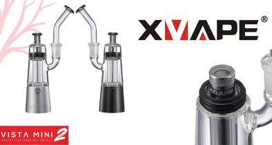 All You Need to Know About the Xvape Vista Mini 2 Portable Dab Vaporizer