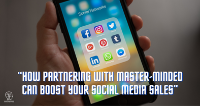 Need an Instagram Boost? Consider Partnering with Master-Minded